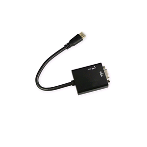 تبدیل MINI HDMI TO VGA-PNET